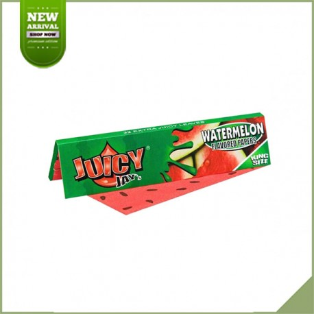 Feuilles longues à rouler Juicy Jay'S Watermelon