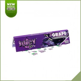 Feuilles longues à rouler Juicy Jay'S Grape