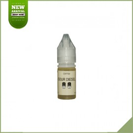 E-liquid CBD Cannav Sour Diesel
