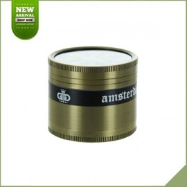 Grinder 50 mm Grace Amsterdam Gold