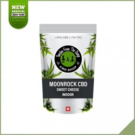 Moonrock CBD - Sweet Cheese