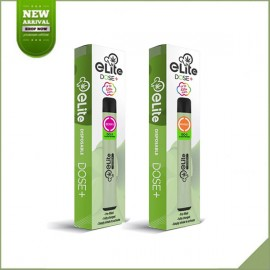 Vape CBD usa e getta - Elite Dose