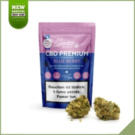 Fleurs de CBD Green Passion Purple HAZE 5,5gr 20% cbd