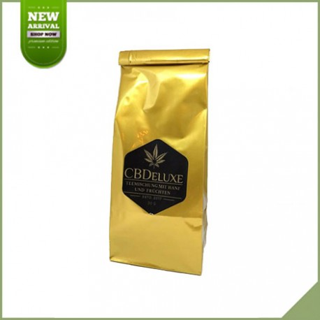 Tisane cbd chanvre et aux fruits - CBDeluxe