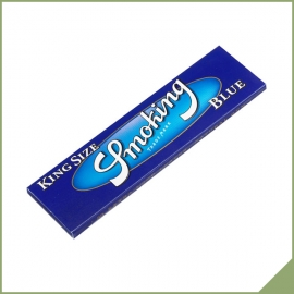 Smoking Bleu king-size Foglie per fumare