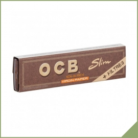 OCB Virgin Papers KS Slim Ultra-mince + Conseils