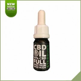 Cannabisöl CBD Starbuds 14% 10 ml