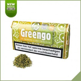Greengo substitut de tabac naturel