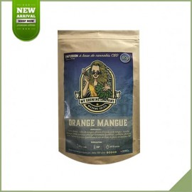 Infusion cbd orange mangue - My Growing Company