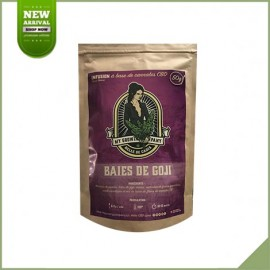 Infusion cbd baies de goji - My Growing Company
