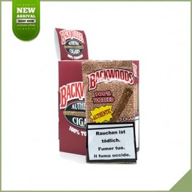 Blunts Backwoods Authentic
